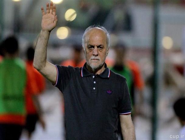 محمود خوردبین در راه جدایی از تیم فوتبال پرسپولیس