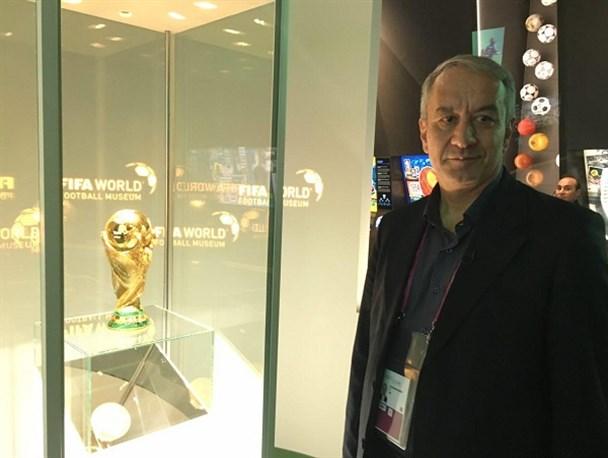 ثبت نام نایب رئیس فدراسیون فوتبال ایران در هیات رئیسه فیفا