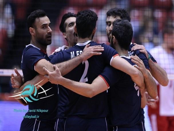 والیبال ایران به المپیک ۲۰۱۶ ریو صعود کرد