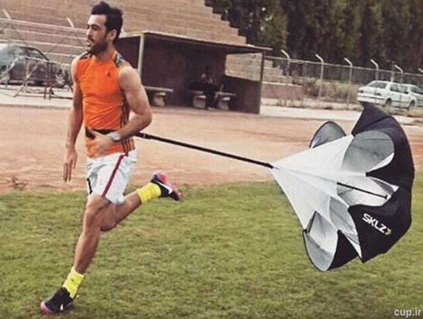 هافبک تیم استقلال: برای پرسپولیس کری نمی خوانم