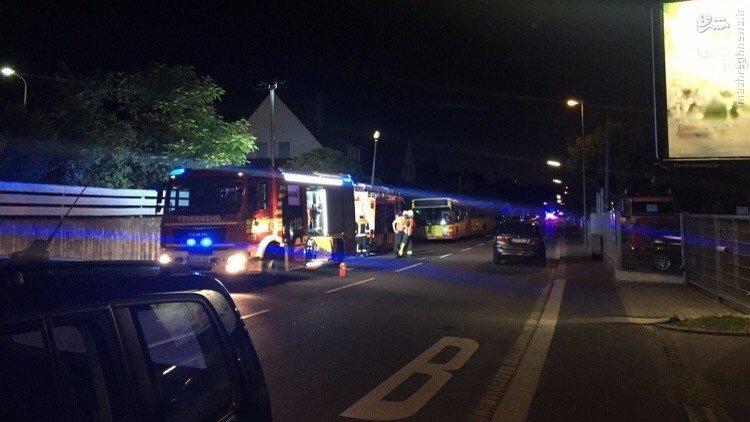 عملیات تروریستی شب گذشته در ووتسبورگ آلمان