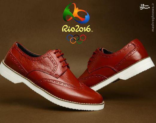 کفشهای کاروان المپیک ایران + عکس