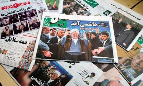 استقبال سرد از هاشمی رفسنجانی در مشهد نشانه دیگری از تنهایی اوست!