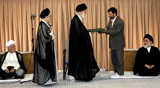 آیت الله خامنهای:به ایشان گفتم به صلاح شما و کشور نیست در انتخابات وارد شوید