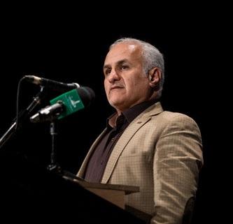 فیلم افشاگری حسن عباسی درباره مدرک دکتری روحانی
