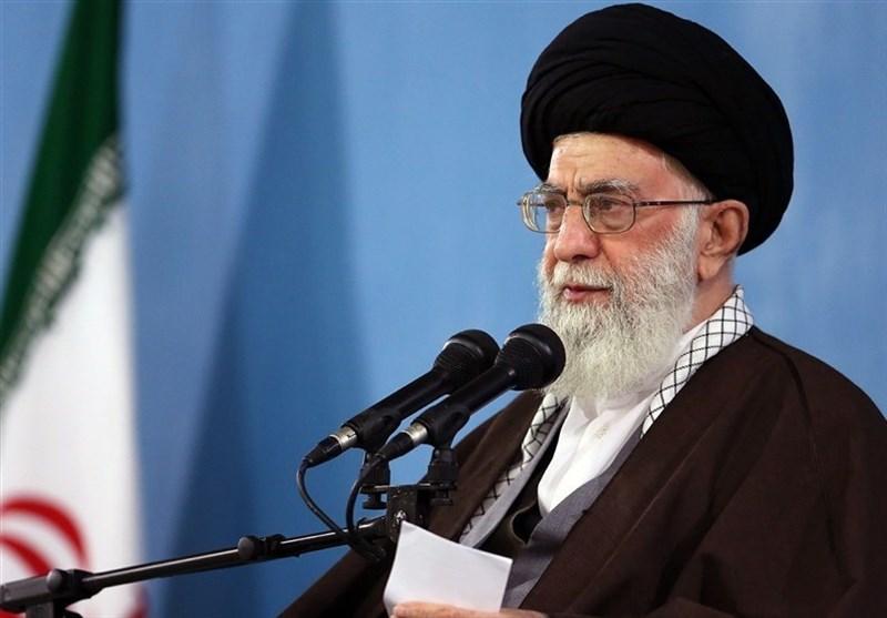 امام خامنهای : مسئولان جز در موارد امنیتی هیچ رازی را از مردم پنهان نکنند