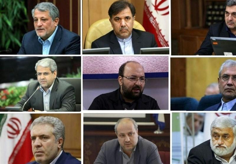 گزینه های احتمالی شهرداری تهران اعلام شدند + عکس