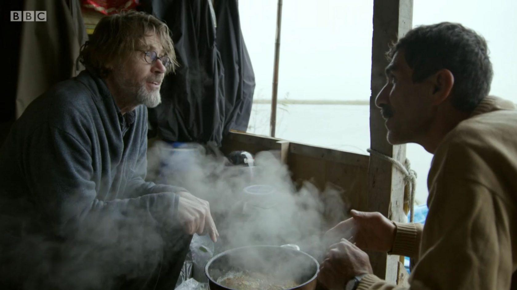 مستند بی بی سی نایجل اسلیتر آشپزی خاورمیانه (لبنان،ترکیه،ایران)